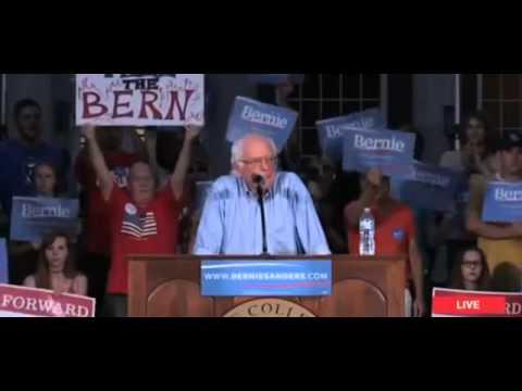 Full Speech: Bernie Sanders speaks at Iowa college 09/04/15