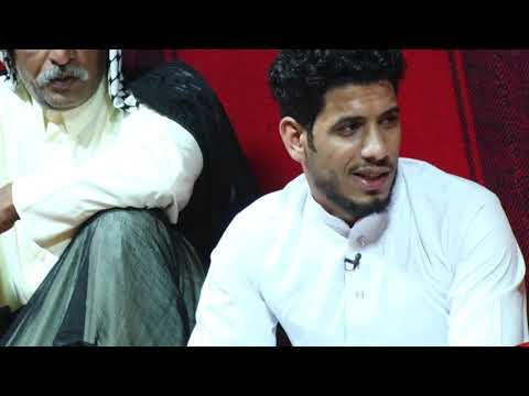 ديوان الإمام الحسن (ع)ح13 - الشاعر مؤمل الطويل - إنتاج قناة الصادق (ع) العلمية الفضائية لعام 1440هج.