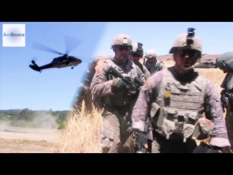 California Army National Guard - Air Assault Training