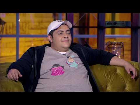 شاهد كيف قال مجدي كامل قصيده شعر لمها احمد و مها تغني له: بتونس بيك