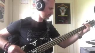 Queensryche - Jet City Woman - Bass Cover (Paul Logue / Eden