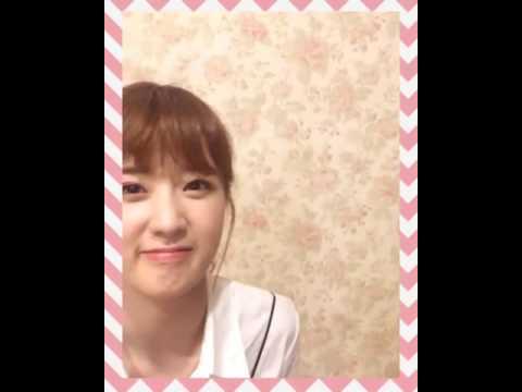 Apink Bomi Taejoon kiss ..