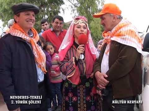 Kültür Kervanı - Tekeli 2.Yörük Şöleni ( 2.Bölüm )