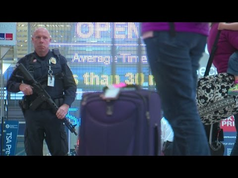 MSP To Increase Security After Fort Lauderdale Airport Shooting