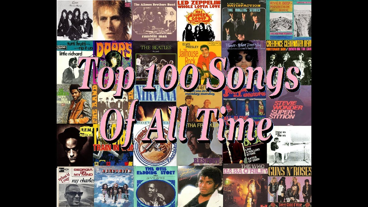 top 100 greatest songs of all time youtube. Black Bedroom Furniture Sets. Home Design Ideas
