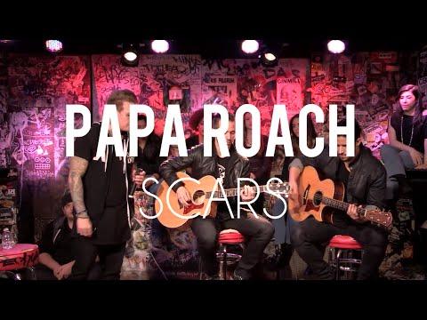 Papa Roach - Scars (Lyrics - Sub Español)