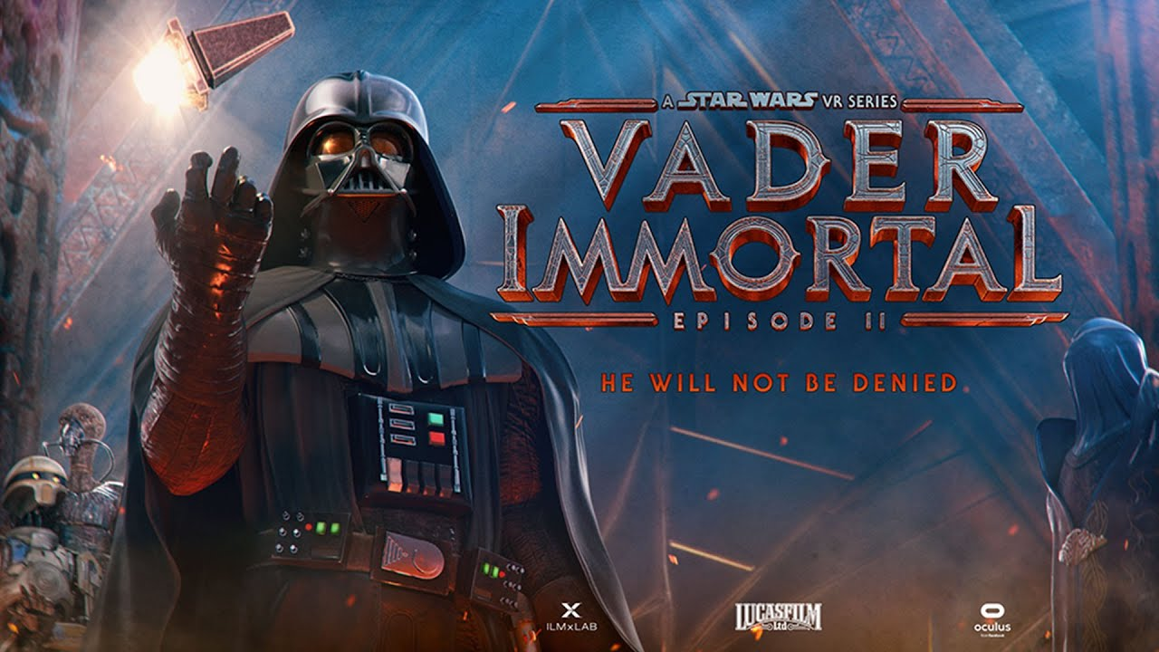 Darth Vader Vader Immortal – Episode II Available Now