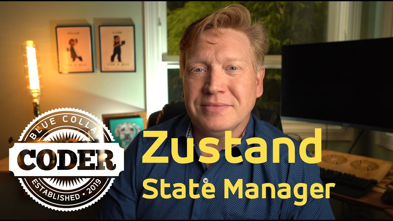 Zustand - New React State Manager