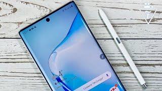 Полный обзор Galaxy Note 10+