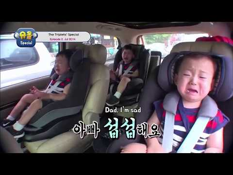 Dad, why did you eat it all? ~ Daehan Minguk Manse
