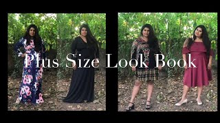 Plus Size Look Book 2017