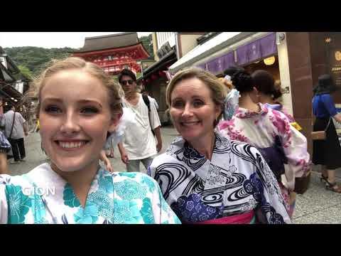 Mum's Trip in Japan