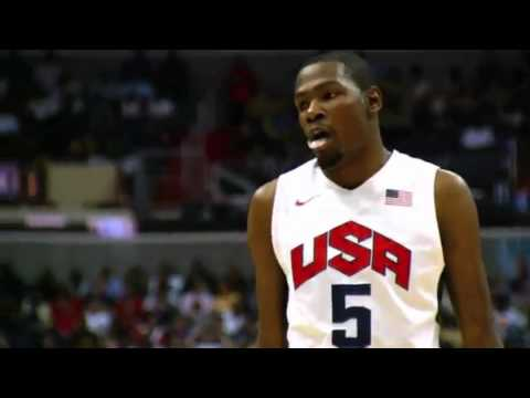 2012 USA Basketball Olympic Preview Mix - London Calling