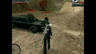 Yakuza vs La Cosa Nostra