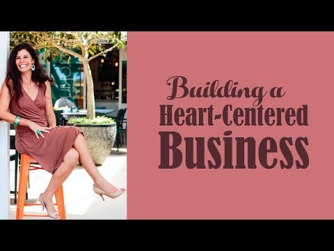 Build a Heart-Centered Business with Lisa Fitzpatrick