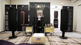TriangleArt Ultimate LE2 at The Home Entertainment show