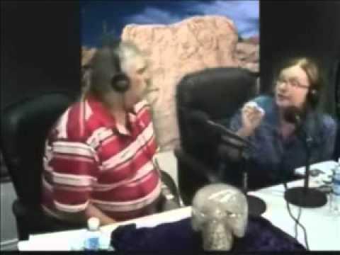 Pancho Crystal Skull Hour Regina Murphy pt2.wmv