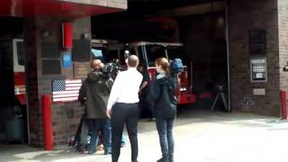 FDNY - House Interupted During Media Interviews With Response - 5/2/11