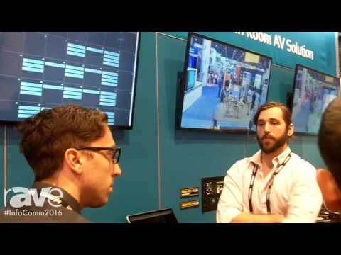 InfoComm 2016: EvertzAV Introduces Features of the Magnum Symphony