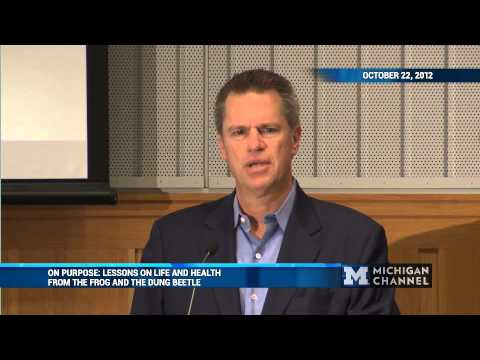 Victor Strecher: 7th Annual Symposium on Mental Health in the Workplace