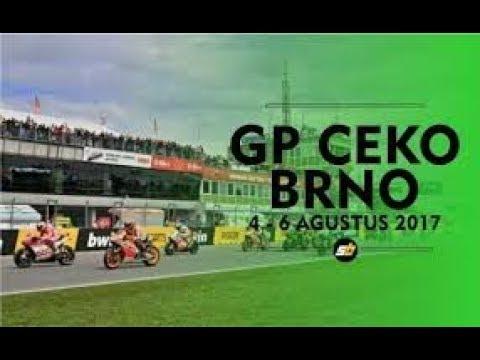 FULL RACE MOTOGP BRNO 2017 REP  CEKO