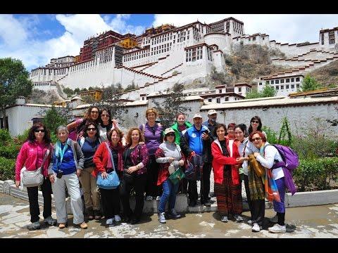 Tíbet Lhasa viaje 2014: parte 1