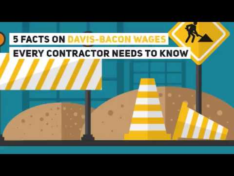 Five Facts on Davis-Bacon Wages Every Contractor Needs to Know