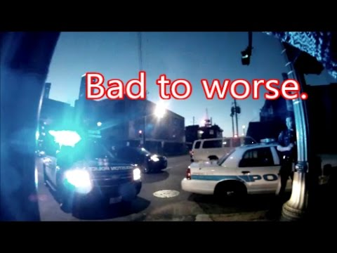 Houston,Tx.-Police Dept-Sgt.Lopez=Pt2