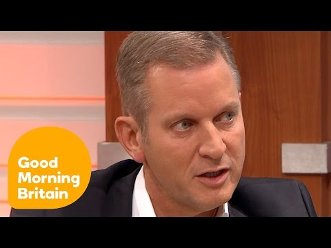 Jeremy Kyle On The Paedophile Hunters | Good Morning Britain