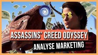 ANALYSE MARKETING de Assassins' Creed Odyssey par Ubisoft || Café Geek #30