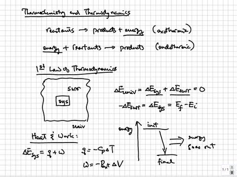 Thermochemistry Definition  Crossword Dictionary