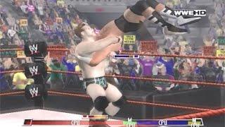 WWE Impact 2011 - gameplay