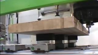 Производство серийных деревянных лестниц Profi&Hobby(, 2010-10-22T10:18:40.000Z)