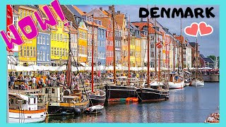Video COPENHAGEN, the historic and very touristy NYHAVN canal (DENMARK) download MP3, 3GP, MP4, WEBM, AVI, FLV September 2018