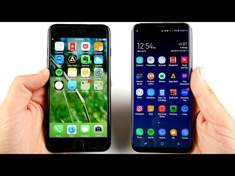 Should You Buy iPhone 7 Plus or Galaxy S8 Plus? – Long Term Review