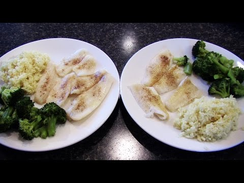 ✔️ How To Make The Best Baked Wild Sole Fish Fillets ... Oven Baked Fish Fillet Recipe