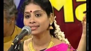 Nithyasree Mahadevan Bho Shambho