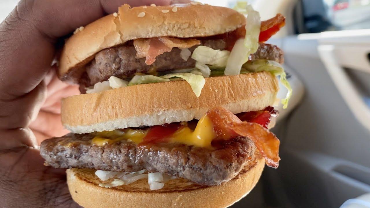 Mcdizzle big ass Mcdonald S Big Maconator Exposed Youtube