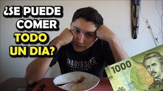 COMIENDO POR  $1000 EN ANTOFAGASTA