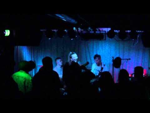 Rich Kids Dress Up - Turpentine, Live @ Bunker D in Kiel, 20.4.2015 (first show)
