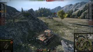 World of Tanks: KV-2 Platoon is Credit To Team!