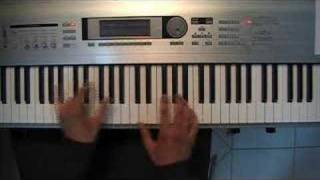 Piano Tutorial of Brian McKnight