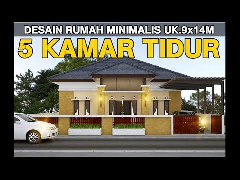 House Plan 9 X 14 M Casa 9 X 14 M