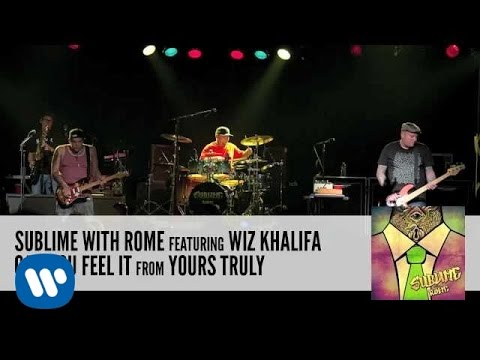 Sublime With Rome: Can You Feel It ft. Wiz Khalifa (Audio)