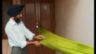 Repeat youtube video PATIALA SHAHI DASTAR PART 1