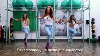 Vive Y Baila (Choreo&Lyrics) Maritza/Janettsy/Jalymar - Max Pizzolante & Beto Perez Zumba Zin56