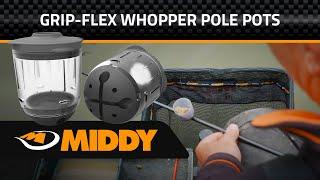 MIDDY GRIP-FLEX PRO POLE POTS