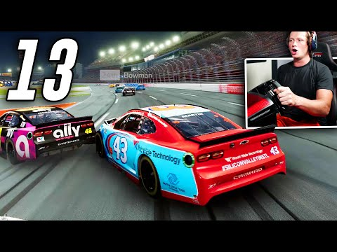 NASCAR Heat 5 - Part 13 - We Got Loose...  