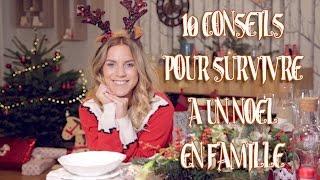 ACE #2: 10 conseils pour survivre à un repas de Noël en famille!