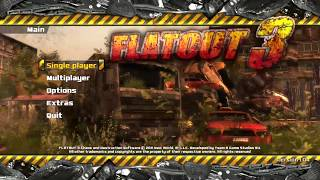 Playing The WORST Rated Game Of All Time - Episode #1 - Flatout 3: Chaos And Destruction